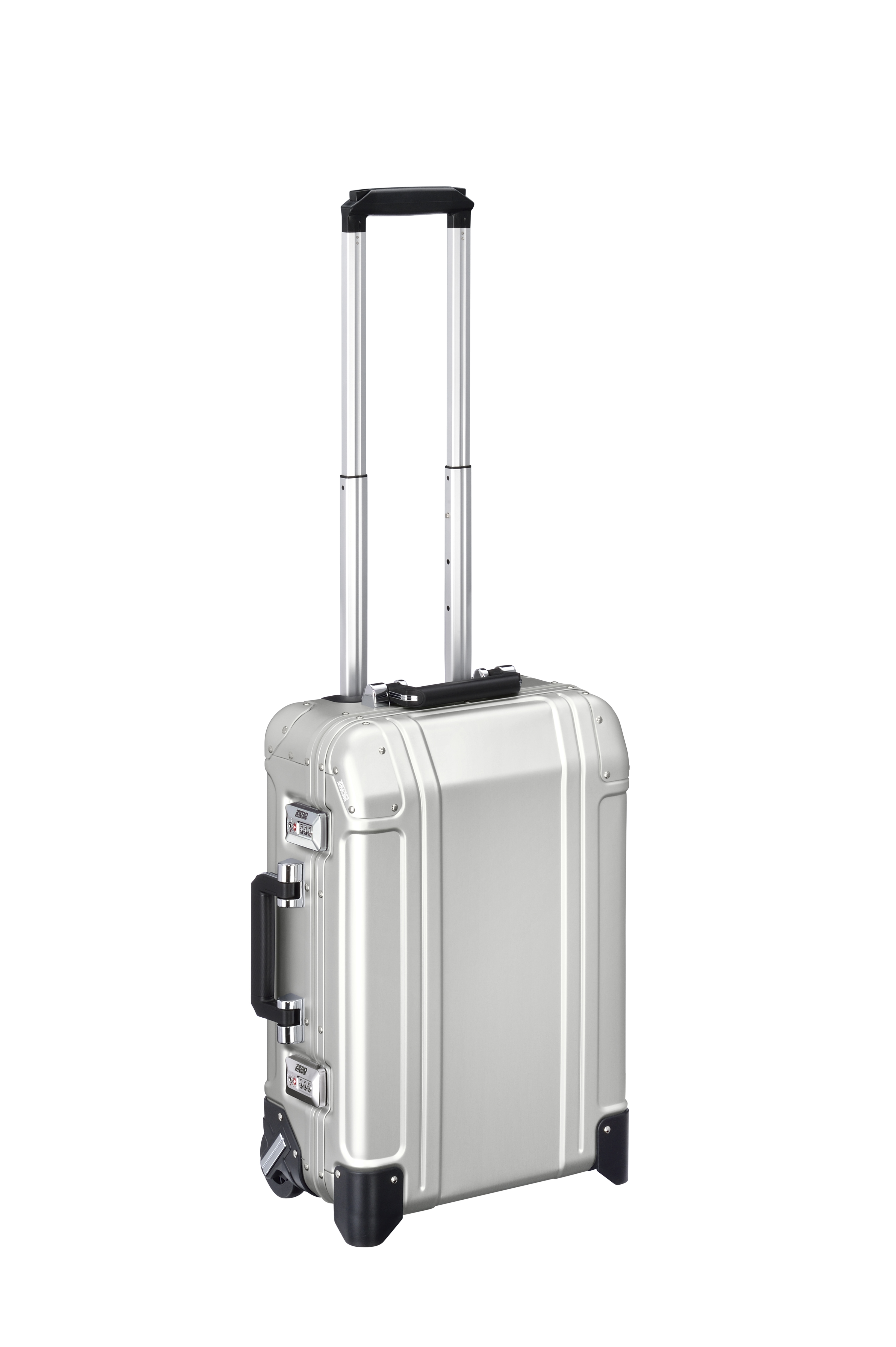 Geo 2 20 Inch Upright 2W Carry on Silver
