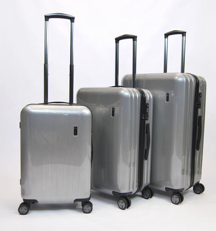 0f43e4842034 Airline Bags   77cm Wessex Spinner Tsa Silver